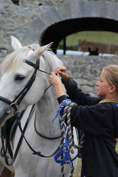 Equitación para jóvenes
